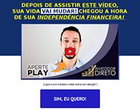 Nova página de vendas investidordireto.com.br