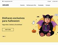 Diseño Web - Newsletter