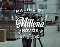 Making of - Institucional 20 anos - Millena Moveis