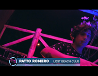 Patto - AfterMovie Warm Up! Manta Space