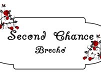 Logo Second Chance Brechó