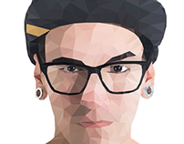 E-cologyk low-poly / facebook.com/ecologykofficial