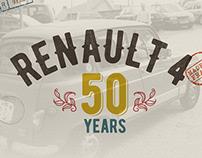 Renault 4, Slovenia