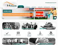 Espaço Haus Seguros (Website)