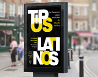 Afiche - TIPOS LATINOS