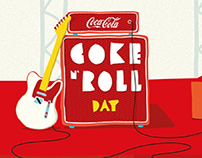 Coke N´ Roll Day