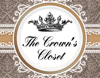 Diseños para FB: The crown's Closet