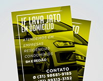 Flyer | Car Wash | Lava Jato