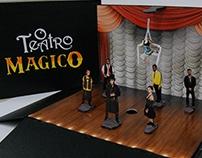 BOX Teatro Mágico