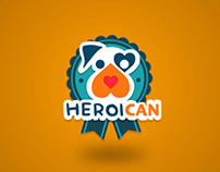 Heroican App- Motion graphics