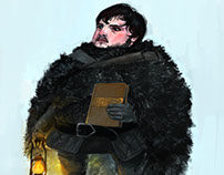 Tarly of the Night Watch