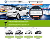 Clique Consórcio - Criação do Site e Marketing Digital