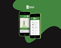 Huevos Kikes App Concept