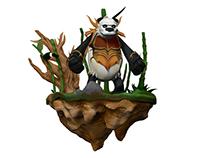 PROYECTO PANDA - MODELADO 3D