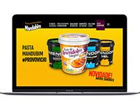 Website Mandubim
