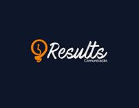 Logotipo - Results Comunicação