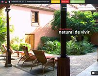 Diseño web, Hotel la Quinta Roja