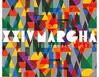 XXIV Marcha del Orgullo LGBTTTIQ - Concurso de Gráficas