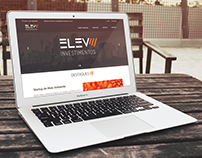 Eleve Investimentos - Aplicativo Web
