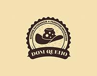 DOM QUEIJO - logotipo