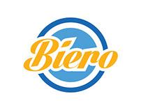 Biero // Tarjeta y Tent card de Quilmes