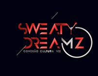 Conexão Cultura VII: Sweaty Dreamz! - Identidade Visual