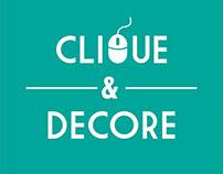 DESIGN GRÁFICO - Clique e Decore