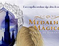 Medalhão mágico - campanha redes sociais