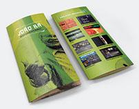 João Bá - Trifold Brochure