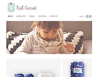 Red Carrot - Diseño de sitio web