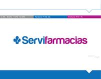 Servifarmacias Branding