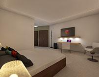 Habitaciones Hotel Costa Real