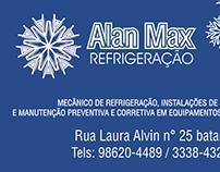 Cartão Alan Max