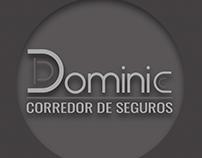 Dominic - Identidad Corporativa