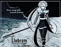 Concept art : A Llebram song