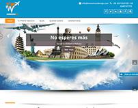 Sitio Web Ven Vamos de Viaje