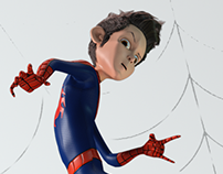 SpiderMenToons