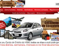 Promoção Caçadores de Conquistas | HSBC
