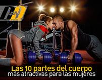 Artículos y entradas blog para Nutrición Deportiva