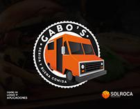 Logo Foodtruck GABO´S