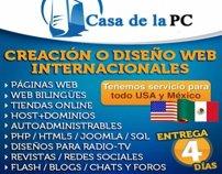 Proyectos WEBs CasadelaPC