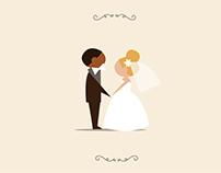 Convite de Casamento - Alysson e Silvana