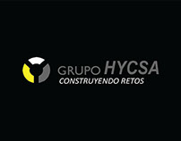 Grupo HYCSA // Brochure y Folleto