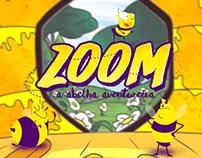 Zoom: A abelha aventureira