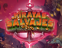 Piratas Salvajes - Video game Design