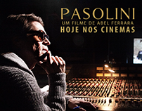 Filme - Pasolini