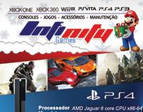 Flyer Infinity Games