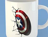 Captain cup