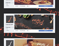 Facebook Header - Casa do Chef