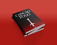 Book Cover - Canção do Fogo